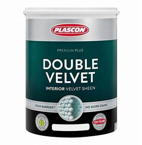 Plascon Doule Velvet Paint