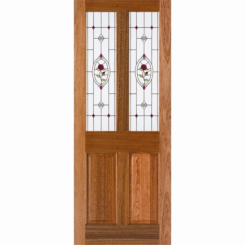 Rose Jewel Door