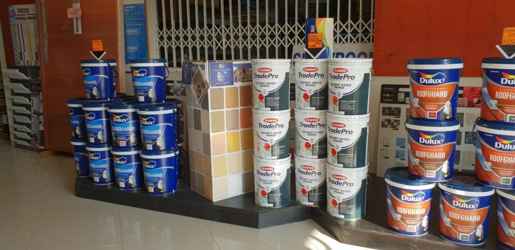 Paint at Homebase