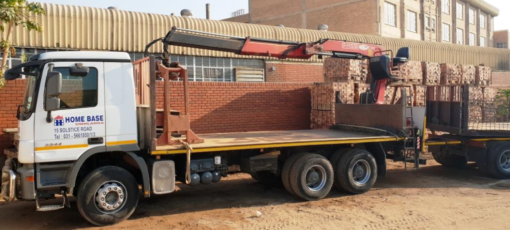 Homebase Truck