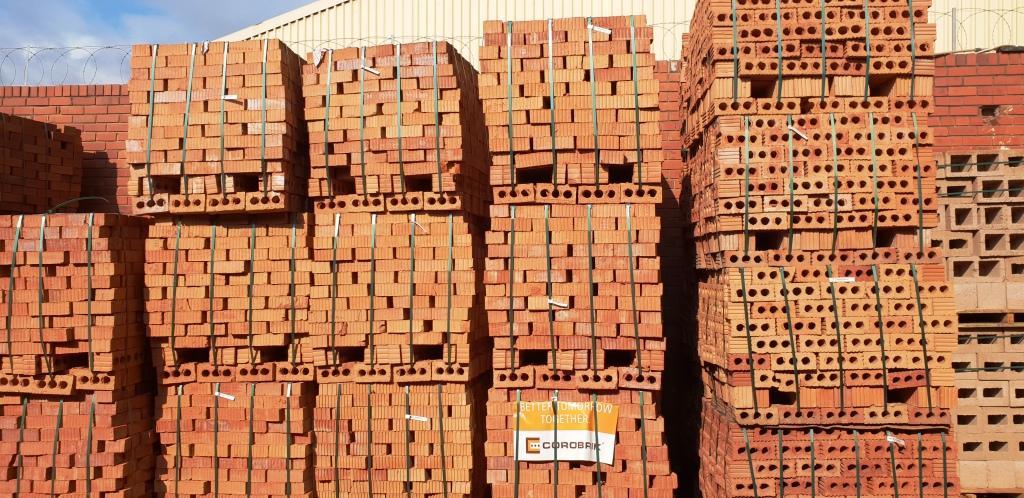 Bricks at Homebase