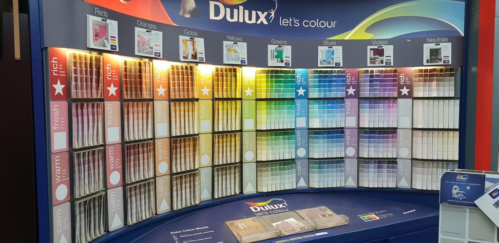 Homebase Paint Color Range