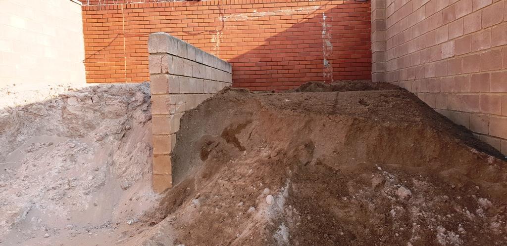 Building Sand at Homebase