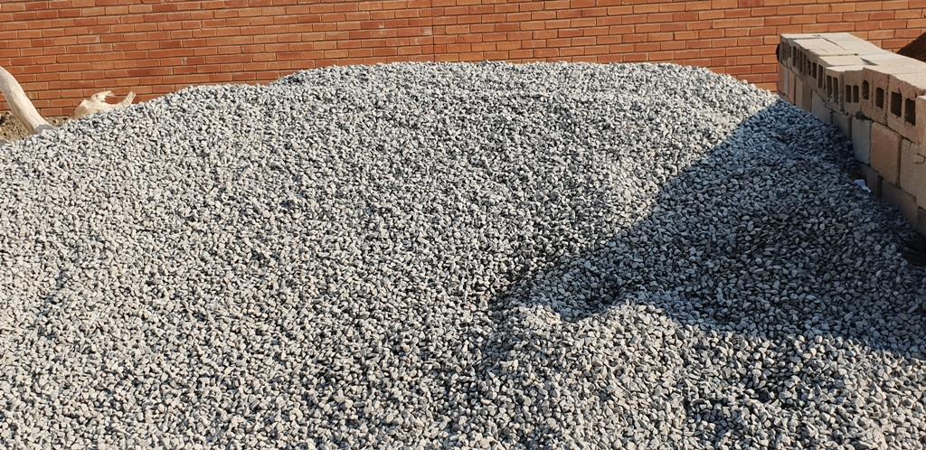 Stones at Homebase