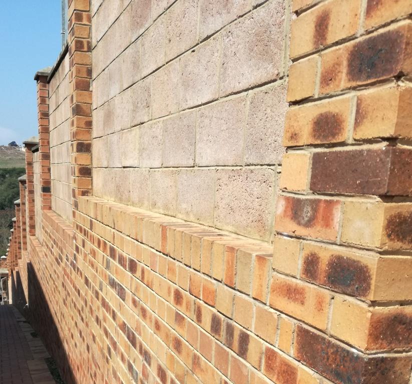 Brick and Block wall Homebase